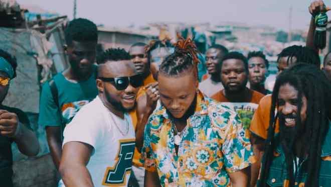 "New afrobeats group 1 + 1 releases debut video ""Shi Shii Shi"""