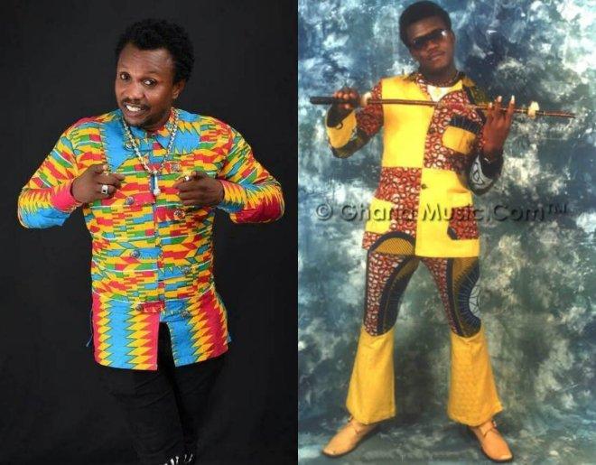 Kaakyire Kwame Appiah and Terry Bonchaka