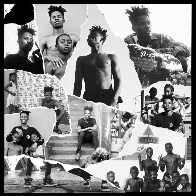 Kwesi Arthur EP cover artwork