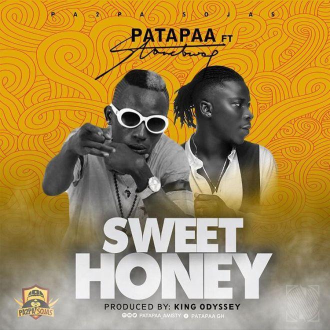 """Patapaa's """"Sweet Honey: featuring Stonebwoy"""