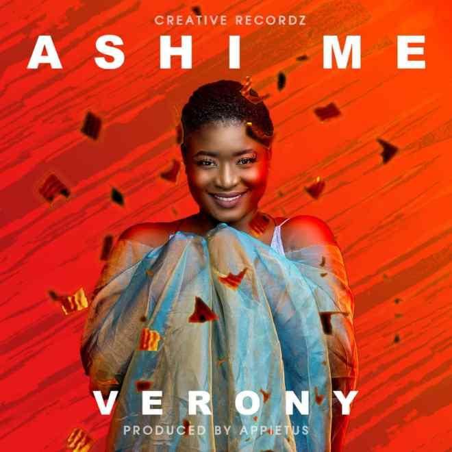 """Verony's """"Ashi Mi"""" cover artwork"""