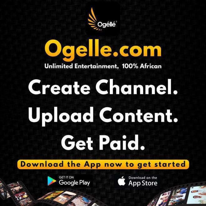 Ogelle Africa logo