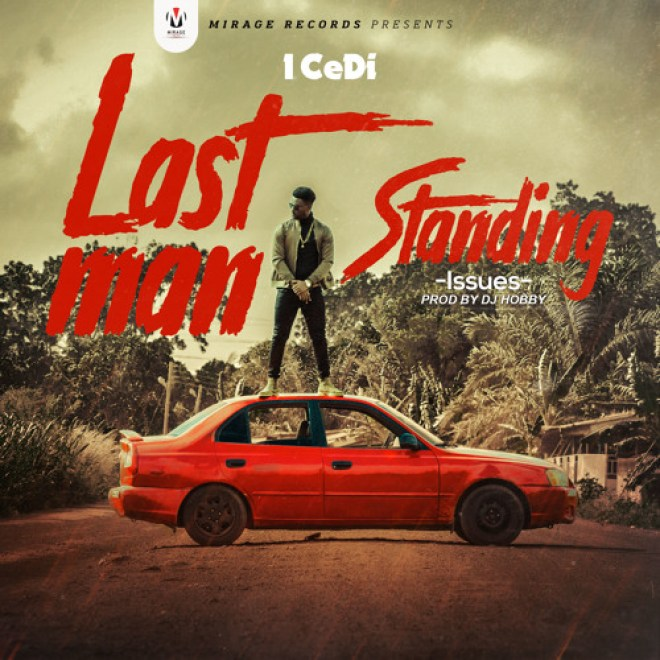 1Cedi Last Man Standing cover artwork