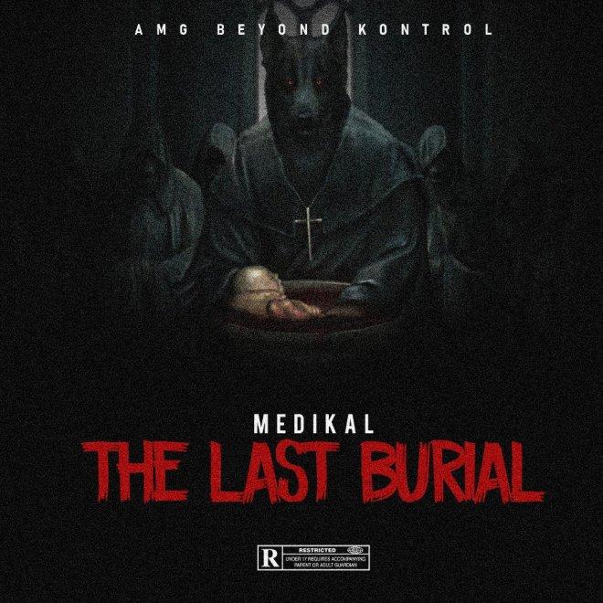 Medikal The Last Burial cover artwork