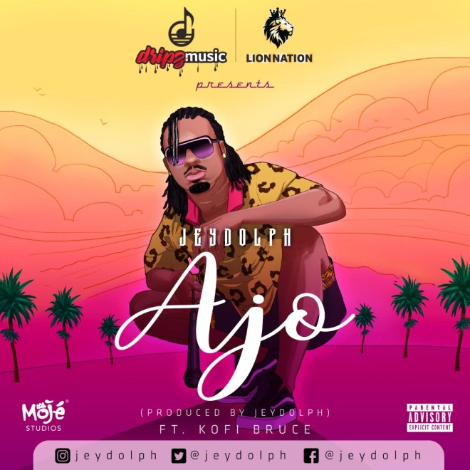 Jeydolph Ajo cover artwork