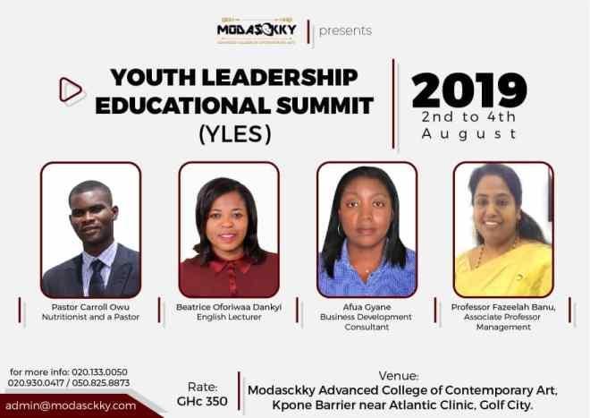 Youth Leadership Education Summit