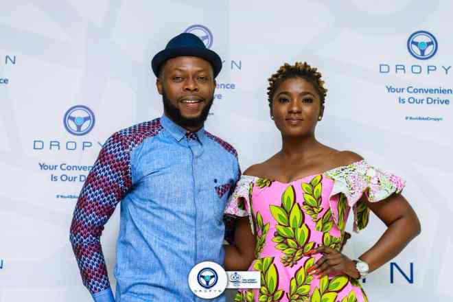 Ahuofe Patri, Kalybos unveiled as brand ambassadors for Dropyn