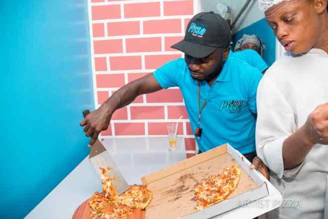 Artist Pizza: New pizza restaurant opens at Sakumono Spintex Road