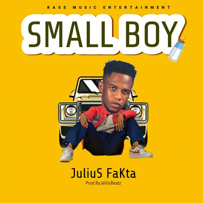 Julius Fakta - Small Boy cover artwork