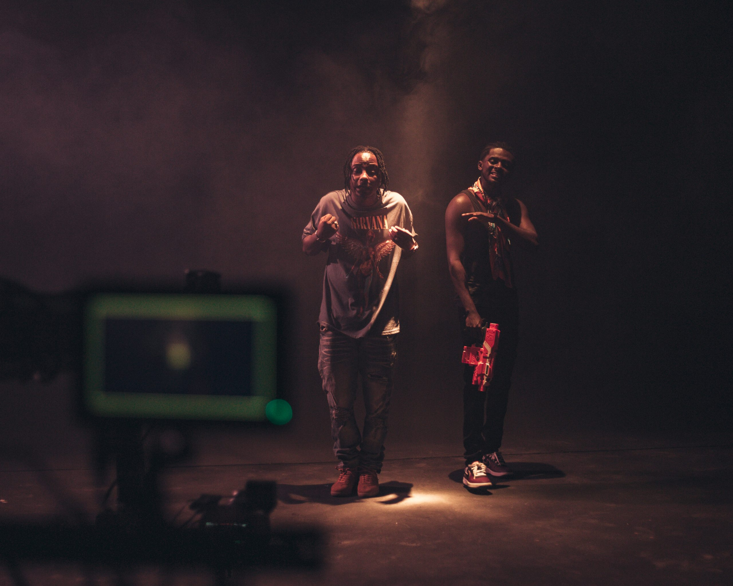 "Deon Boakye drops BTS photos as he announces official visual for ""Shame"" featuring Kelvyn Boy"