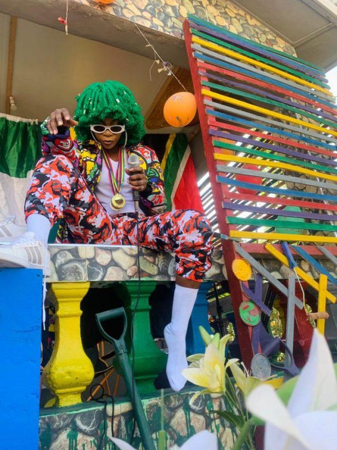 "Afro-pop singer Ama Nova announces ""7 Miles"", drops Friday, April 9"