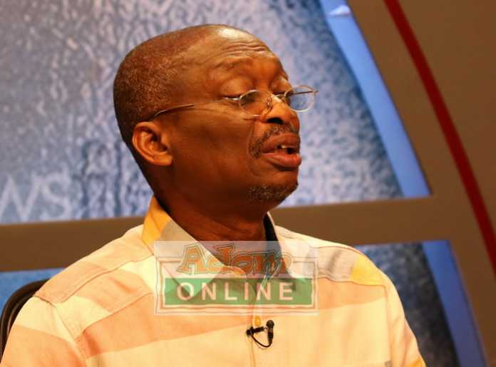 "Audio: Kennedy Agyapong calls Kweku Baako ""corrupt"", ""fool""; threatens to strip him naked"