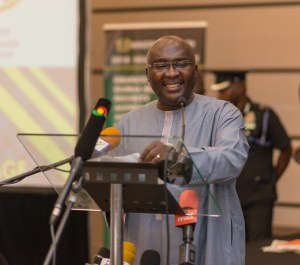 Bawumia drones for health in Ghana
