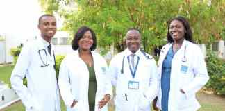 Nyaho medical center family medicine Fellowship