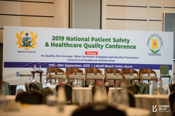 First Patient Safety and Healthcare Quality Conference Ghana