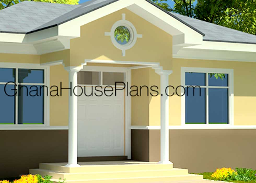 House Plans with Pictures for Sierra Leone  Nigeria   Ghana Architectural House Plans