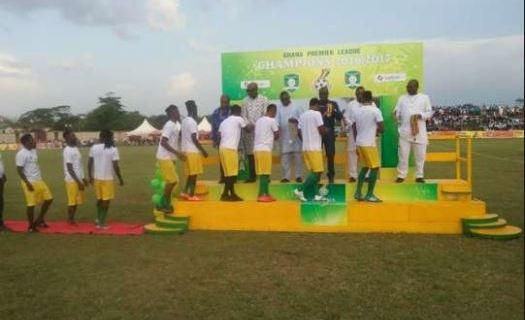 Berekum Chelsea succumbs 2-1 to Aduana Stars