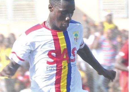 Hearts midfielder Winful Cobbinah set to join FC Tanda