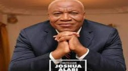 Prof. Alabi Wishes Ghanaians Merry Christmas