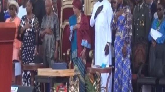 Weah begins making changes in Liberia