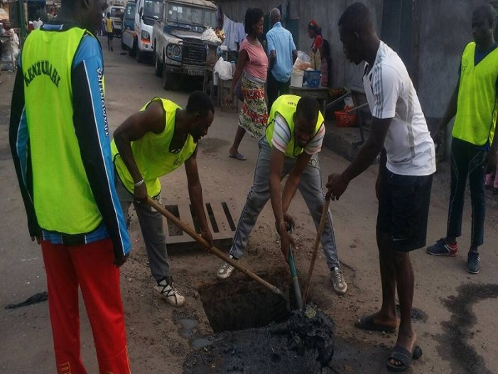 NDC Group Embarked On Clean-up Exercise