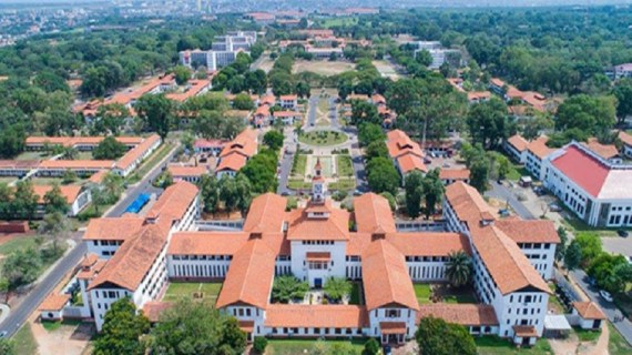 University of Ghana's assets to be auctioned over $64m loan – Napo reveals