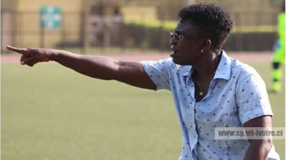 Mercy Tagoe makes history as first Ghanaian female Coach to win a trophy