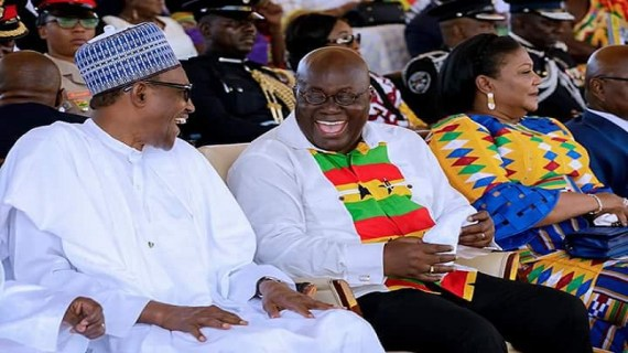Social media users 'mock' Buhari's offer to help in Ghana's corruption fight