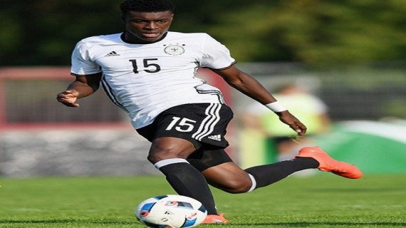 C. K Akunnor's son reveals Ballon D'or dream