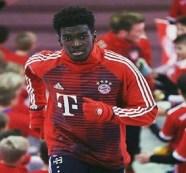 Ghanaian forward hits 16 goals for Bayern Munich