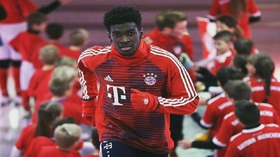 Ghanaian forward hits 16 goals for Bayern Munich