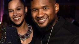 Usher, wife split after herpes scandal