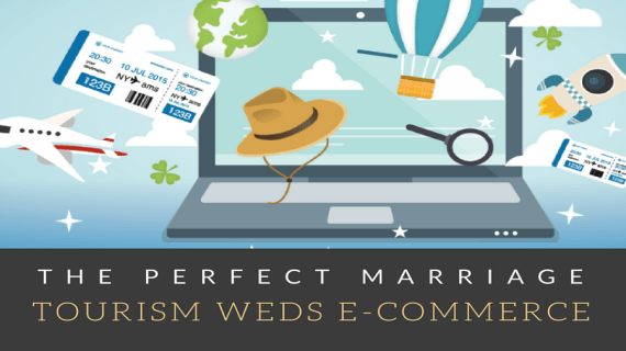The perfect marriage; Tourism weds E-commerce