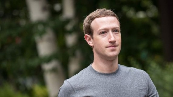 Facebook's Zuckerberg says his data was harvested
