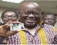 Ghana to spend 1.22 billion dollars on national ID cards – NIA reveals