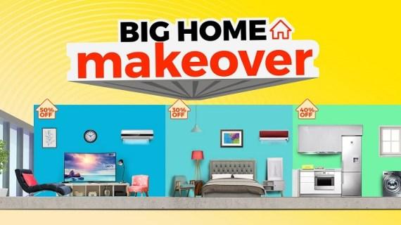"Jumia launches ""Big Home Makeover"" campaign"