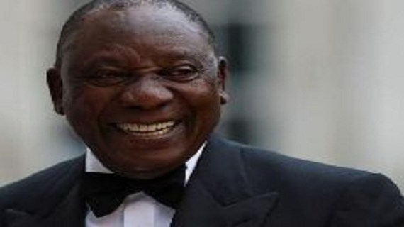 Ramaphosa's son arrives in Uganda to marry Amama Mbabazi's daughter