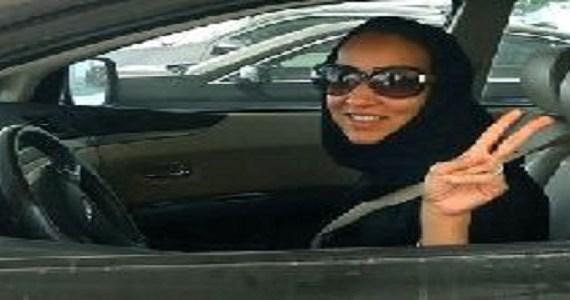 Saudi women troll men telling them 'You won't drive'