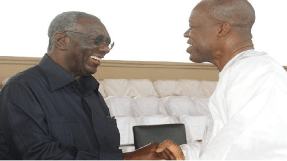 Rawlings, Kufuor mourn Amissah-Arthur