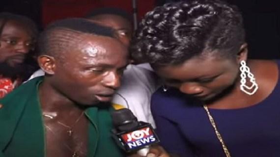 'I'm not ready for relationship; Xandi not my girlfriend' – Patapaa
