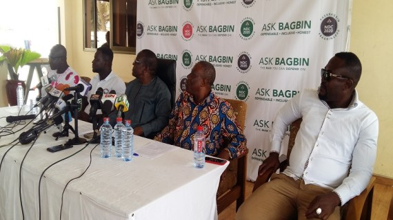 I have no grudges with John Mahama..says Bagbin