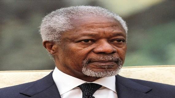 Former UN Secretary-General Kofi Annan is dead