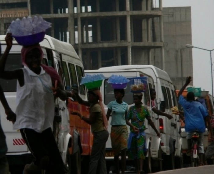 More Economic Hardship in Ghana As 'Pure water' Price Goes Up