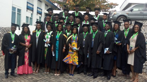 GIMPA holds special graduation for VRA and GRIDCO staff