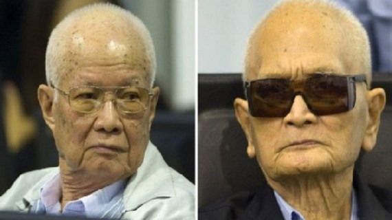 Khmer Rouge surviving leaders guilty of genocide, tribunal finds