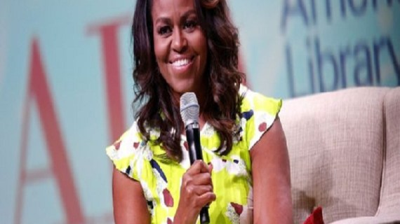 Thousands try to get tickets for Michelle Obama's London talk