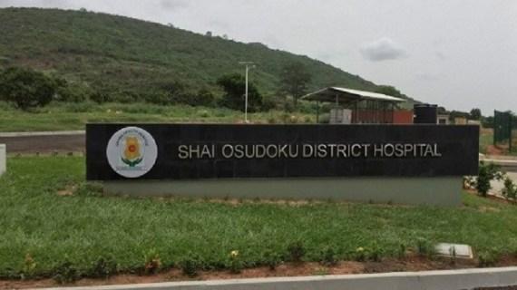 Doctors, nurses run as gunfire breaks out at Shai Osudoku Hospital