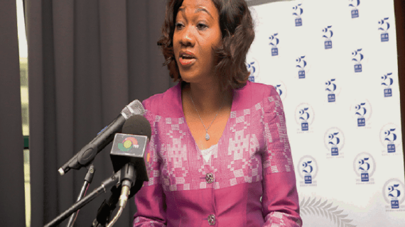 Jean Mensah Must Go: She Lacks Credibility, Integrity, Neutrality and Fairness