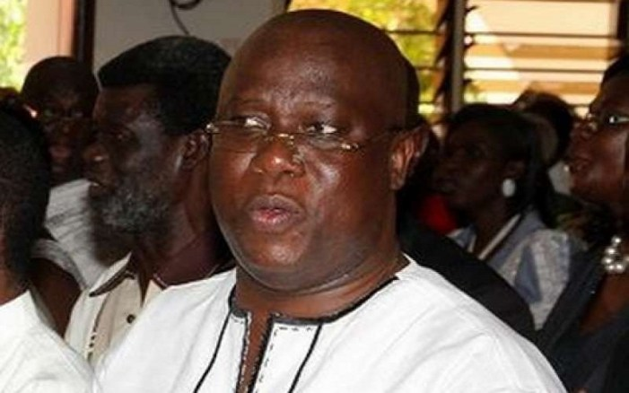 Greater Accra NDC In Deep Cracks – Chairman, Secretary in Brawl