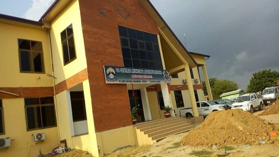 Akufo Addo Caught Trying to Steal NDC Project-Ghanaiandemocrat